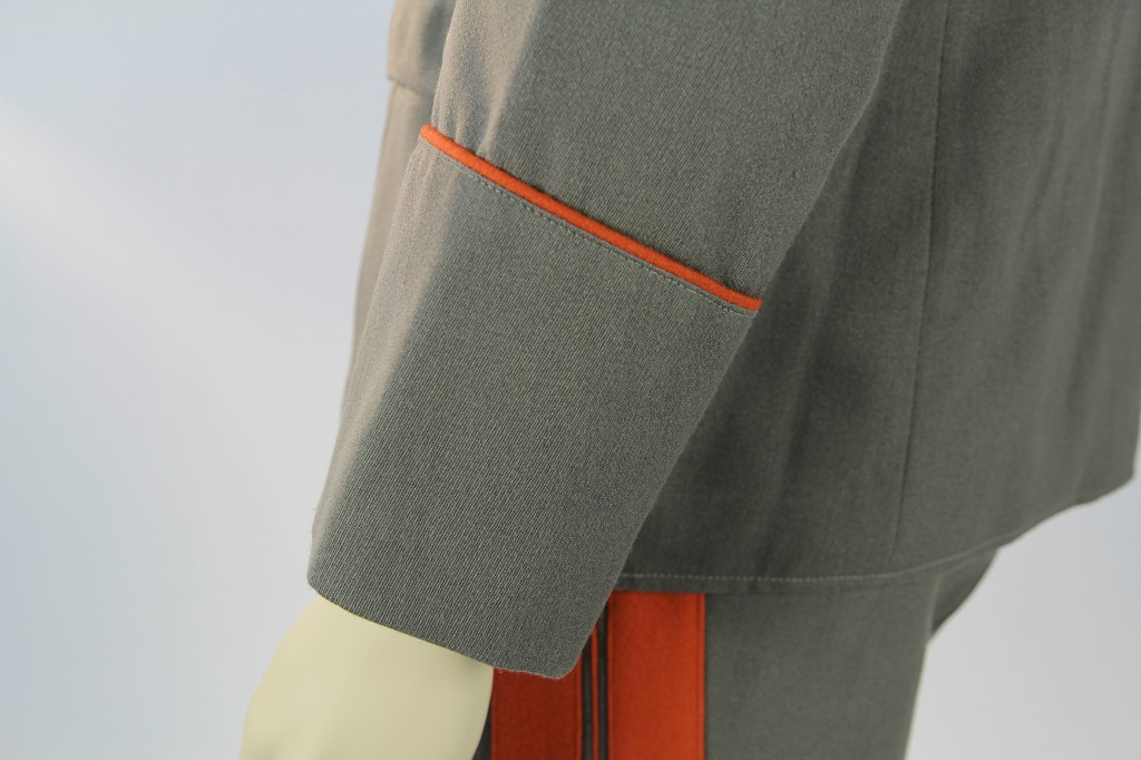 Uniform NVA Generalmajor Paspelierung